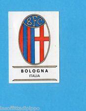 FOOTBALL CLUBS-PANINI 1975-Figurina n.148- BOLOGNA  ITALIA - SCUDETTO -Rec
