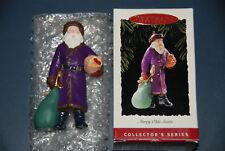 Hallmark Christmas Ornament -- Merry Olde Santa -- 6th in the Series