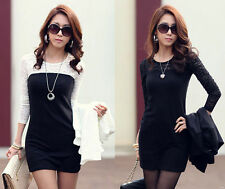 Hip Length Lace Long Sleeve Blouses for Women