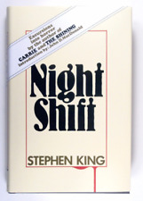 Night Shift by Stephen King It Carrie The Stand Shining OOP HARDCOVER LIKE NEW