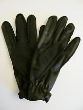 Millers Good Hands Ladies Womans Cool Mesh Back Leather Horse Riding Gloves BL