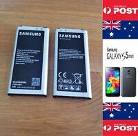 Samsung S5 mini Battery EB-BG800BBE Brand New Good Quality  - Local Seller !