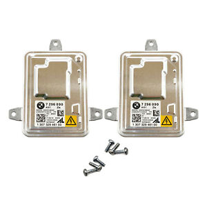 2x New For Hyundai Santa Fe Kia Optima Cadenza Xenon Ballast Light Control Unit