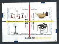 Allemagne RFA Bloc N°44** (MNH) 1998 - Design en Allemagne
