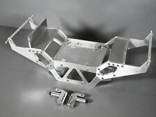 Aluminium Chassis & Axle Suspension Lock Tamiya RC Clodbuster Bullhead Crawler