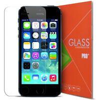 Protection Verre trempé Apple iPhone 5/5S/SE/5C 9H Glass Pro+ HD 0.33mm 2.5D
