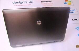 "HP ProBook 6470b 14"" Laptop /Notebook Intel Core i5-3340M 2.7GHz 2GB, LOT OF 2"