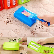 Plastic Handled Carpet Table Sweeper Crumb Brush Collector Roller Random  Color