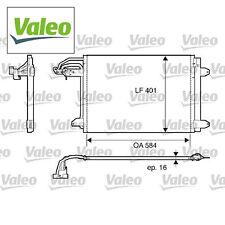 VALEO Kondensator Klimaanlage Klimakondensator 817777
