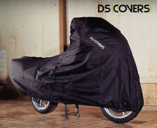 Harley Davidson Dyna & Wide Glide Motorcycle Cover For Rain, Dust, Frost & UV