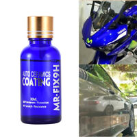 1X 9H Car Care Anti Scratch Super Hydrophobic Glass Coating Liquid Ceramic Paint