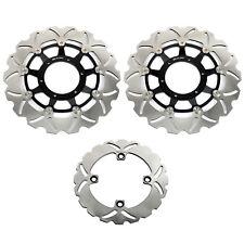 Fit Honda Front Rear Brake Discs Rotors CBR1000RR 2004 2005 CBR 600RR 2003-2017