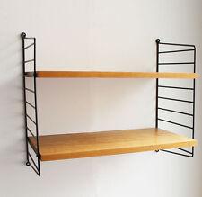 String étagère 2x échelles 2x planches The Ladder Shelf 1960 S Mid Century Wall Rack