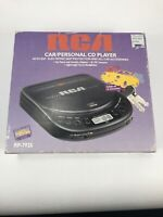 RCA RP-7925 Car/Personal CD PLAYER w/ Electronic Skip Protection Complete EUC