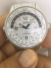 Cover Time Zone C52 Men's Swiss Watch