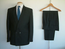 """1950's STYLE SUIT..80's DOES 50's..38"""" x 32""""..ATOMIC..HOLLYWOOD..RICKY..PEGS.."""