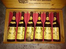 6 bottiglie vino Barolo DOC Riserva speciale 1975 - Cantina  Terre del Barolo