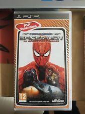PLAYSTATION PSP SPIDER-MAN LE REGNE DES OMBRES PSP ESSENTIALS