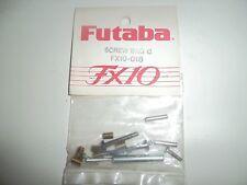 VINTAGE FUTABA kit accéssoires FX10 / TAMIYA STRIKER