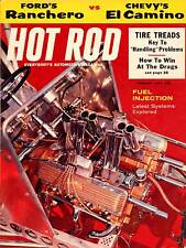 HOT ROD FEB 1959,RANCHERO-EL CAMINO,FOMOCO,WILLYS,NHRA,FEBRUARY,HOTROD MAGAZINE