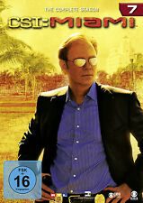 6 DVDs * CSI : MIAMI -  KOMPLETTE STAFFEL / SEASON 7 # NEU OVP §