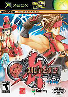 Guilty Gear X2: The Midnight Carnival - #Reload (Microsoft Xbox, 2004) Disc Only