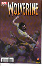 WOLVERINE   N°125   MARVEL  FRANCE