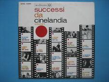 SUCCESSI DA CINELANDIA-LP - MORRICONE ENDRIGO LOUISELLE MORANDI FIDENCO SEDAKA