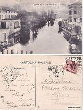 # TREVISO: SILE DAL PONTE DI S. MARTINO   1907