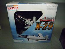 DRAGON WARBIRDS 51024 CRUMMAN X-29 X-PLANE SERIES 1:144 DAMAGED BOXES