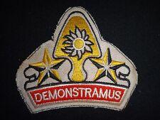 """Vietnam War Patch US 31st ENGINEER Battalion """"DEMONSTRAMUS"""""""