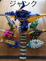 Kyoryuger Power Rangers Dino Charge Junk set Kyoryujin Megazord #63