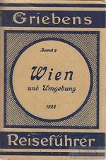 Wien und Umgebung, mit Ausflug in das Semmeringgebiet: Grieben