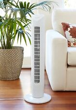 INNOVATIONS OSCILLATING VERTICAL TOWER FAN. NEW.
