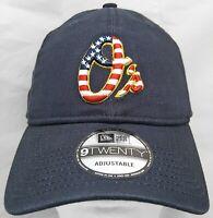 Baltimore Orioles MLB New Era 9twenty Stars & Stripes adjustable cap/hat
