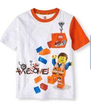 Lego Movie / Short Sleeved Shirt /size Xxl (18)