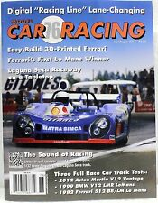 MODEL CAR RACING MAGAZINE #76 - SCALEXTRIC , FLY , SCX , NINCO 1/32 SLOT CARS