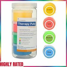 HAND THERAPY PUTTY Exercise Physical Occupational Strength Training FLINTREHAB