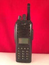 Icom IC-F80T UHF 400-470 Mhz 256 CH Radio New Battery New Antenna