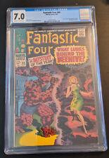 Fantastic Four #66 CGC 7.0