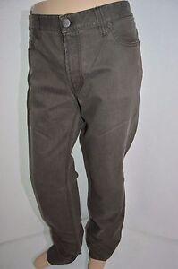 ARMANI COLLEZIONI Man's Slim Fit J 15 Jeans Pants NEW  Size 40x34   Retail $295
