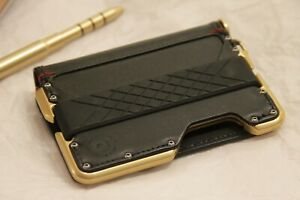 Men's pen wallet, Dango D007 'Goldfinger' (used, 33% off)