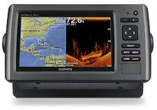 "Garmin echoMAP CHIRP 72sv Eco Gps 7"" 010-01574-01 with GT52HW-TM Transducer"