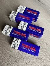 """NEW! TUNG-SOL """"Premium"""" 12 AX7 Pre Amp Tubes TOP OF THE LINE Russian Made 2PK!"""