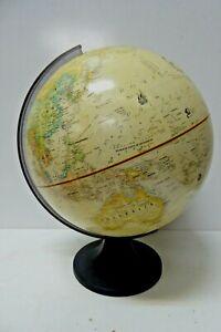 "VINTAGE GLOBEMASTER 12"" WORLD GLOBE"