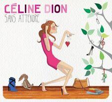 CÉLINE DION - SANS ATTENDRE  2 VINYL LP NEW+