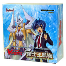 Vanguard VGE-BT10 Triumphant Return of the King of Knights Booster Box SEALED!