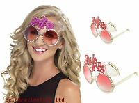 BRIDE TO BE GLASSES HEN NIGHT PARTY ACCESSORIES BACHELORETTE NOVELTIES & FAVOURS