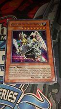 Valkyrion the Magna Warrior - SDD-001 - Secret Rare - Damaged/MP Yugioh