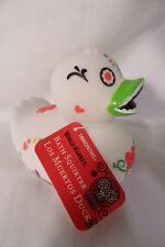 WORLD MARKET Dia de Los Muertos bath squirter duck NWT